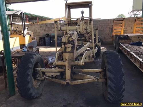 maquinaria pesada motoniveladoras
