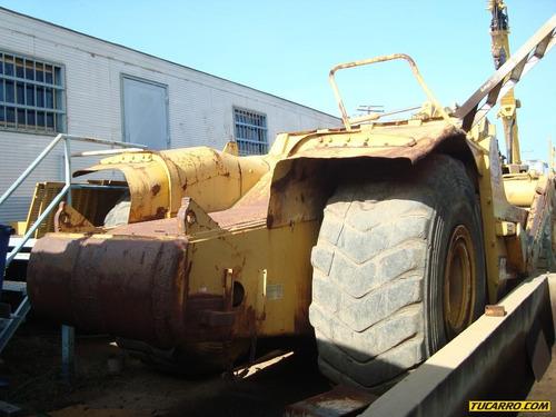 maquinaria pesada mototraillas
