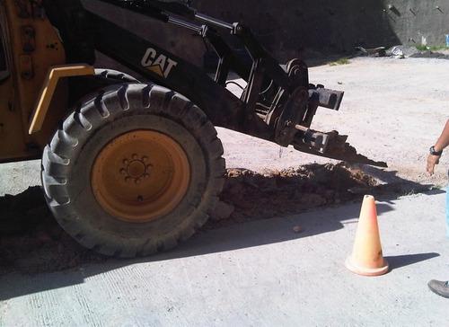 maquinaria pesada pay loader montacarga