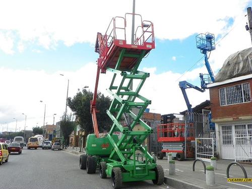 maquinaria pesada plataforma 2005
