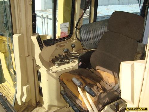maquinaria pesada tractor cadenas