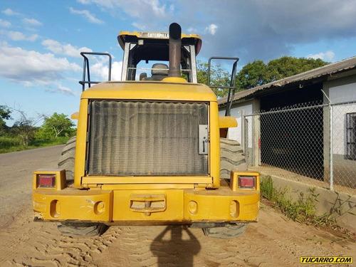 maquinaria pesada tractor ruedas