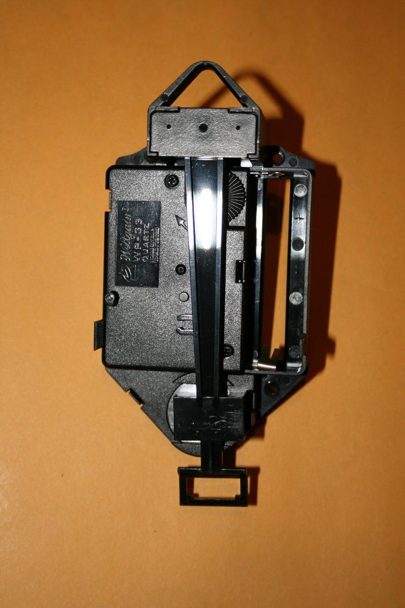Maquinaria quartz bateria de pendulo para proyecto reloj - Maquinaria de reloj de pared con pendulo ...