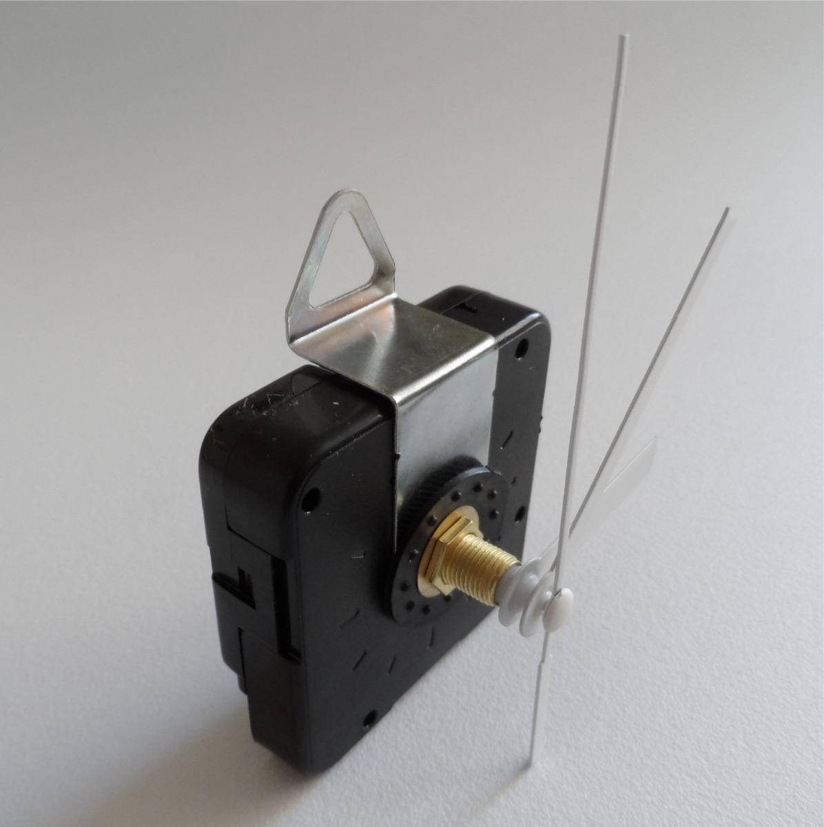Maquinaria reloj de pared 10 piezas en mercado - Mecanismo reloj pared ...