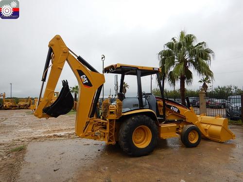 maquinaria retroexcavadora 2004 caterpillar 416d gm106595