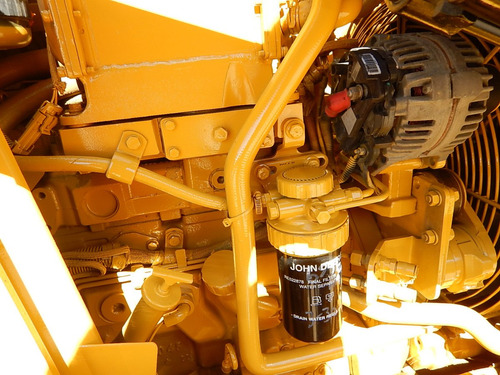 maquinaria retroexcavadora 2008 john deere 310j gm106608