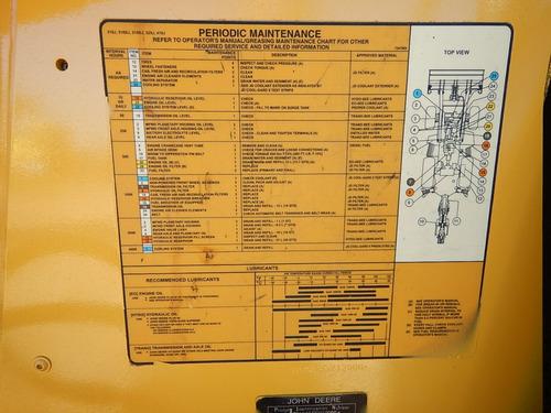 maquinaria retroexcavadora 2012 john deere gm106607