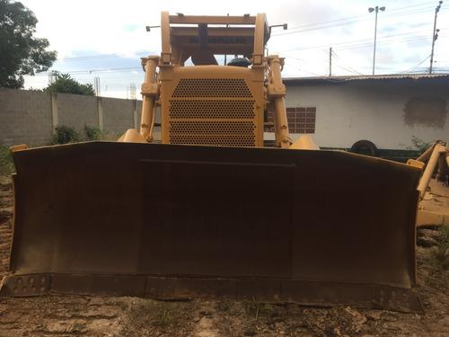 maquinaria tractor bulldozer caterpillar d8k 77v15214