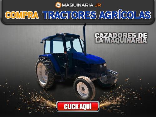 maquinaria tractores tractores
