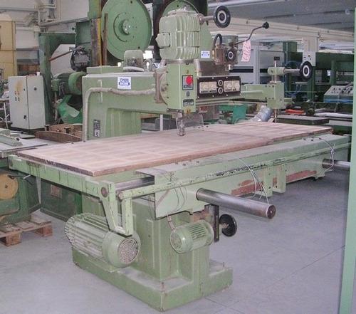 maquinarias de carpintería y tapicería