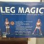 Maquina De Ejercicios Leg Magic Para Piernas, Gluteos Nuevo