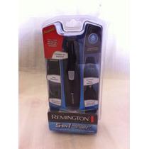 Maquina Para Cortar Barba Remington Nueva 5 Accesorios Y Mas