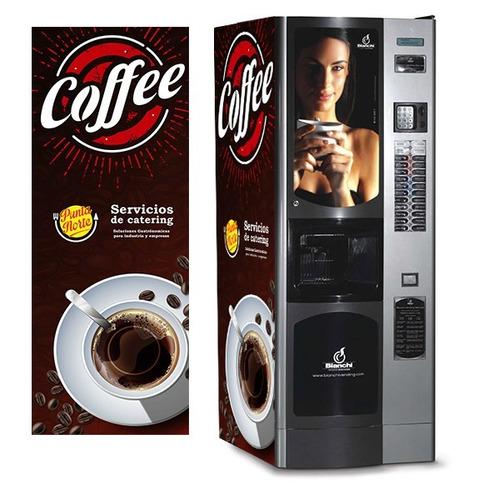 máquinas café expendedoras