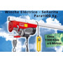 Winche Eléctrico De 1000 Kilos Para 12 Metros 110volts Nuevo
