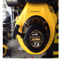 Motor Diesel 7 Hp Tanque 13,5 Lts Eje 1 Pulg. Alpina Dh178f