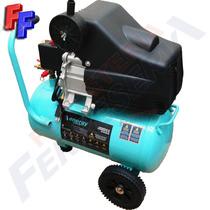 Compresor 18 Litros Energy 1450w Presion 8 Bar 2hp