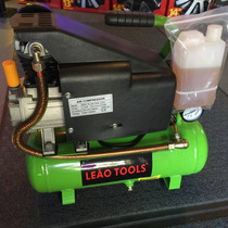 Compresor Pintor P/ Aerografo De Dibujo 1 Hp - 10 L