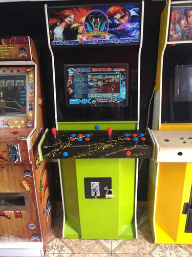 máquinas cosmos nuevas  multijuego 700 juegos en 1