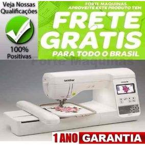 4bddcf29991be Maquina De Bordar Brother Pr 710 Maquinas Costura - Indústria Têxtil e  Confecção no Mercado Livre Brasil
