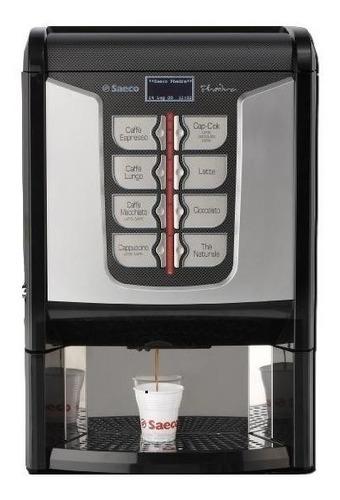 máquinas de café espresso e insumos