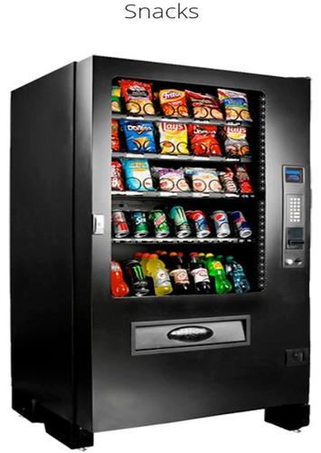 maquinas de cafe y maquinas de snacks en comodato