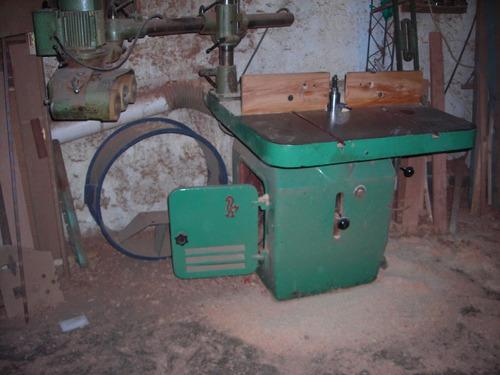 maquinas de carpinteria usada