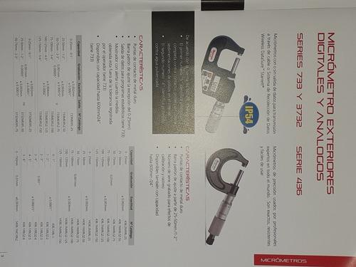 maquinas de corte sierra huincha - instrumentos de medición