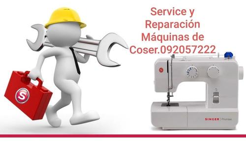 máquinas de coser mecánico reparación