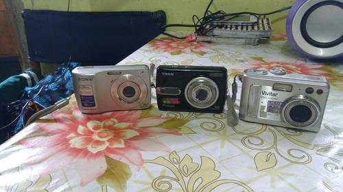 máquinas de fotografia