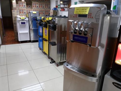 máquinas de helados al mejor precio del mercado marca aréval
