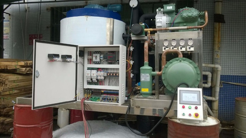 maquinas de hielo en escama de diferentes capacidades nuevas