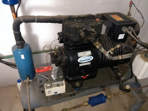 maquinas de hielo, presupuestos para fabricación y reparació