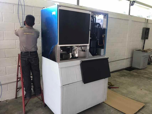 maquinas de hielo y fabricadores de hielo venta y servicio