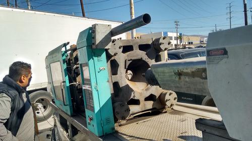 maquinas de inyeccion de 1000,900,250y 150 tons todas o una