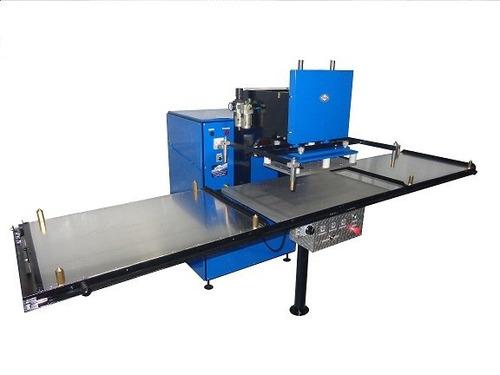 máquinas de soldar por alta frecuencia para telas plasticas.