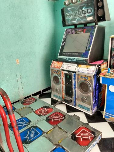 máquinas de videojuegos