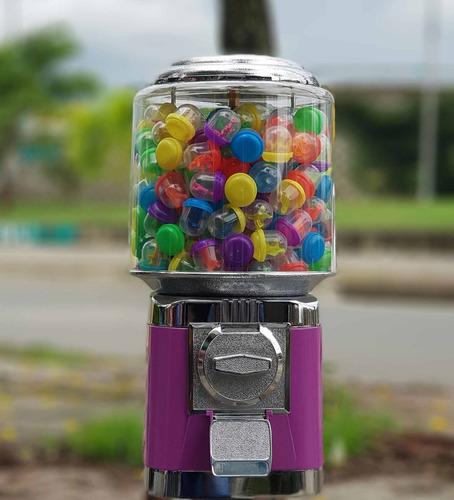 maquinas dispensadoras de dulces y chicles nuevas vending