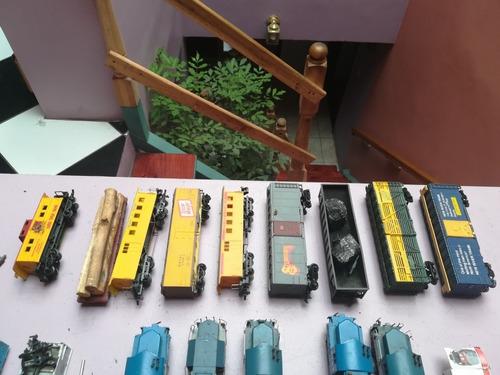 maquinas eléctricas en escala