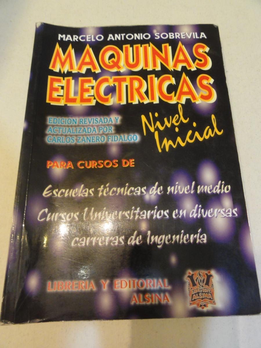 maquinas electricas de sobrevila