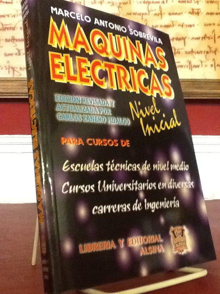 sobrevila maquinas electricas