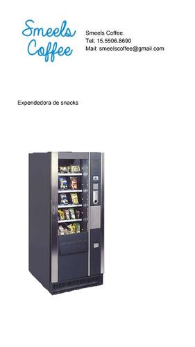 maquinas expendedoras de cafe en comodato para empresas