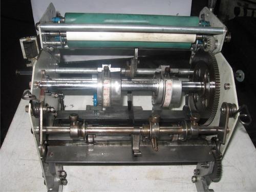 maquinas imprenta