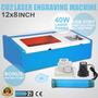 Grabadora Laser Co2 Acrilico-joyeria -vidrio-mdf-tarjetas