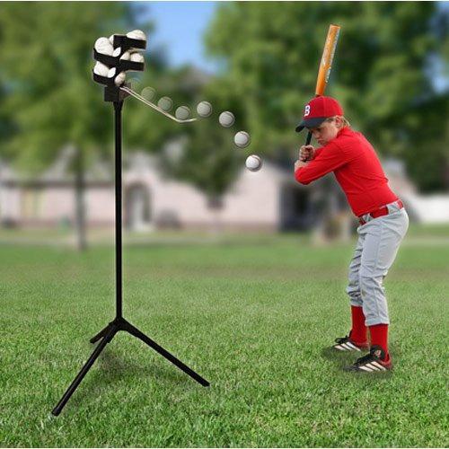 máquinas lanzadoras,calentador de big league sports máqu..