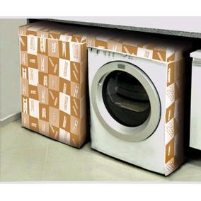 5663ada98 Capa Para Maquina De Lavar Roupa Lg 16kg no Mercado Livre Brasil