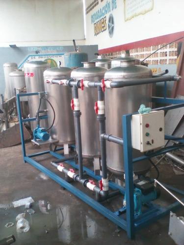 maquinas llenadoras de agua