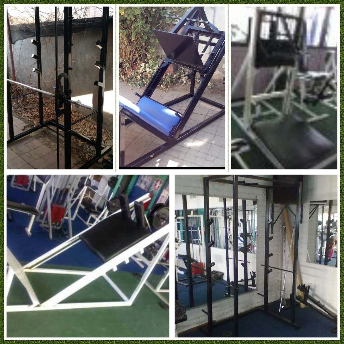 M quinas monster gymde ejercicios para gimnasio y casa - Maquinas para gimnasio en casa ...