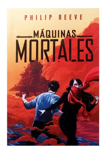 máquinas mortales - ed. alfaguara - philip reeve