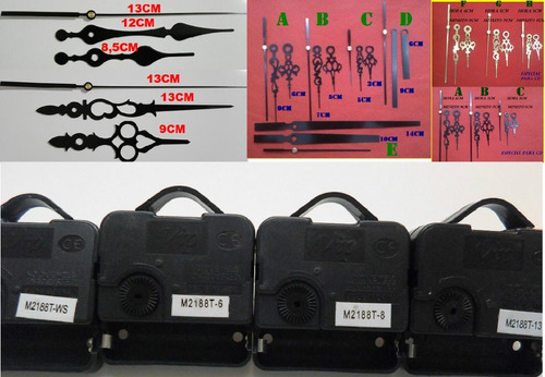 maquinas para armar relojes por 40 unid artesanias,souvenirs