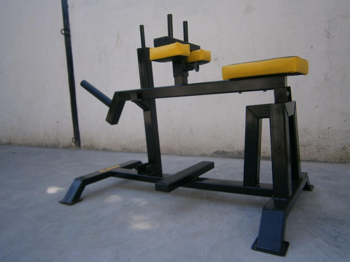 Maquinas para pantorrillas alto tr fico gym brigym bs for Maquinas para gym
